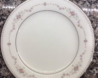 Noritake Fairmont Bread and Butter Plate 8""
