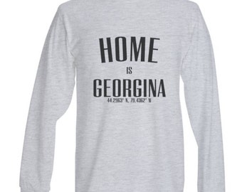 Home is Georgina Long Sleeve T