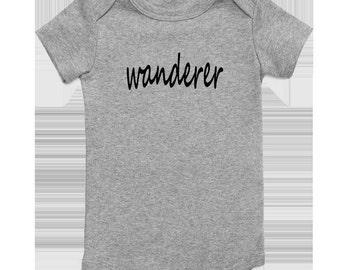 Wanderer Onesie