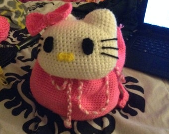 Hello Kitty Kid's Backpack