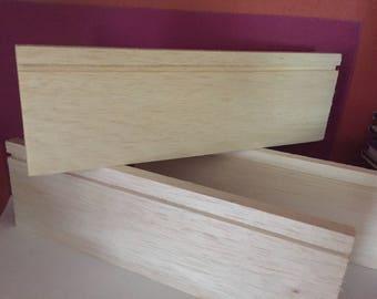 20 pieces balsa wood