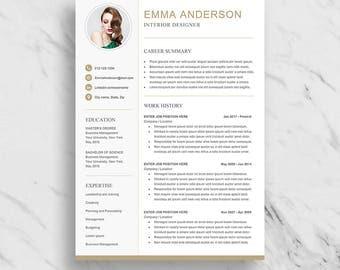 profesional cv templates