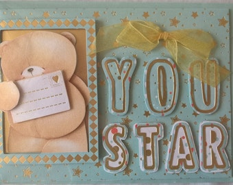 Forever Friends You're a Star Well Done/Birthday Card