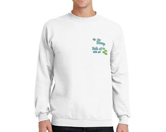Coordinating Sweat Shirt for pet owners
