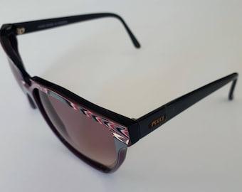 Vintage Emilio Pucci 87012 N 41 sunglasses