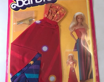 Barbie Twice As Nice Reversible Fashion / Outfit by Mattel / Double Dazzle!