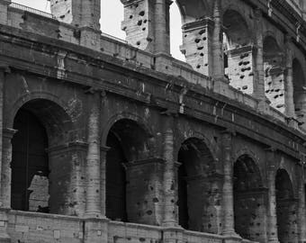 Colosseum - original fine art photography print- travel photography - wall decor - nature and landscape photography