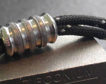 Zirconium Lanyard Bead, EDC Gear/Knife Accessories