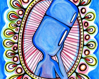 Stay Cool Original Painting