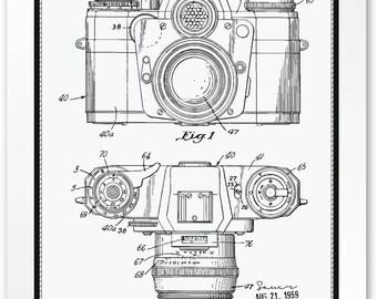 Camera with exposure meter