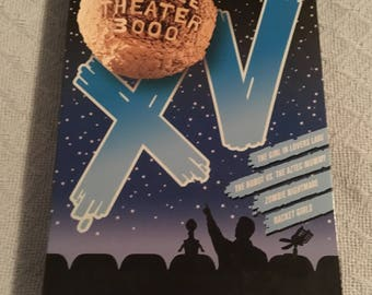 Mystery Science Theater 3000 Volume XV 4DVD Boxed – New Rare Collectible Tom Servo, Crow, Joel, Mike