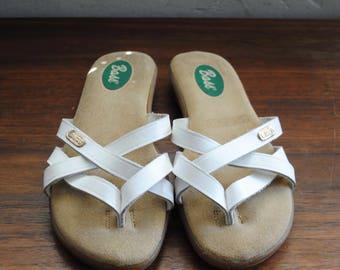 Vintage Bass sandals - flip flops