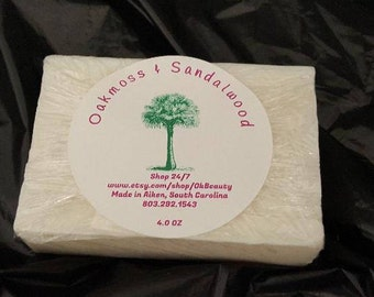 Oakmoss and Sandalwood