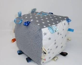 Quiet cube sensory baby