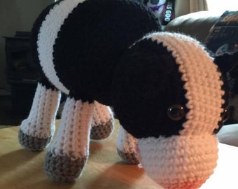 Cow Stuffed Animal