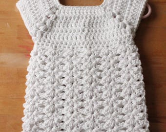 Christening dress for baby girl 3 to 6 months