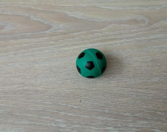 Bouncing ball of foot