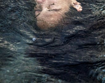 Ophelia - Underwater Fine Art Photograph - Various Sizes - Unframed