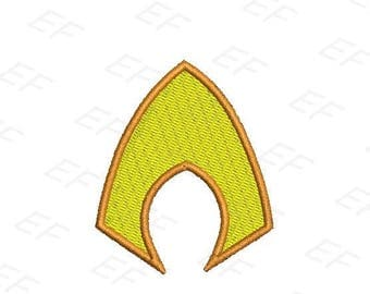 Machine Embroidery design - Aquaman Embroidery design - instant download digital file
