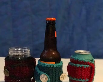 Team Color Drink Sweater Cozy