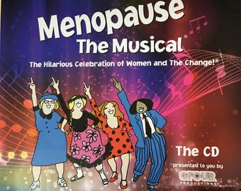 Menopause The Musical! CD