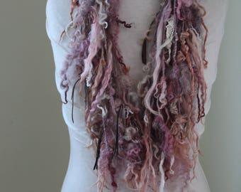 Stevie Nicks hand spun yarn