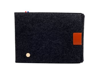 Pouch/case wool Macbook Air / Pro 13 inch - customizable