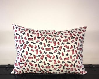 London Transport Cushion - 30 x 45 cm