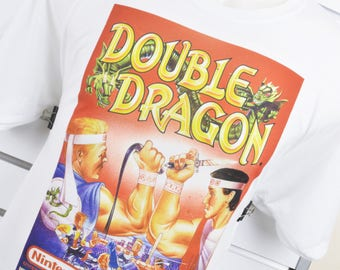 Double Dragon Nes Shirt