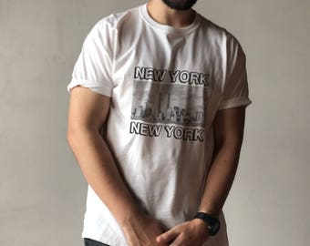 New York City Tee -- New York Shirt | New York T-Shirt | New York Shirt | NYC | NYC Shirt | New York | New York City | New York City Shirt