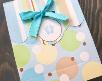 Baby Shower Favor Bags- 20 Count