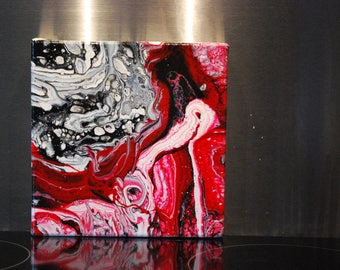 Abstract Acrylic Picture