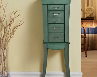 Grace Jewelry Armoire
