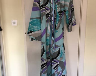 David Nieper nightdress and dressing gown