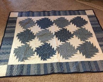 Aunt Betty's Attic quilt