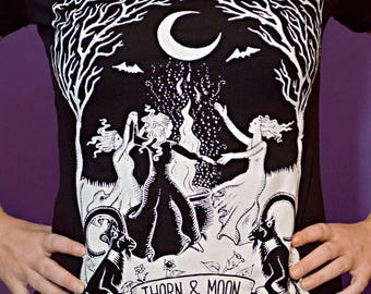 Thorn and Moon Coven Magick T-shirt