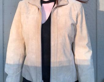 Vintage Leather Jacket