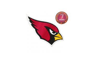 Arizona Cardinals  7 Sizes Sport Team Embroidery Design instatnt download machine embroidery pattern
