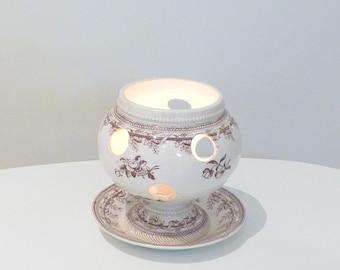 Old light fine earthenware