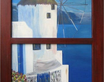 Sea/Greek islands/Santorini