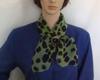 Small square scarf 54 x 54cm