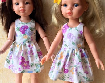 Clothes for Corolle Les Cheries, Paola Reina Doll Dress