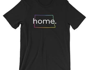 North Dakota Home T-Shirt