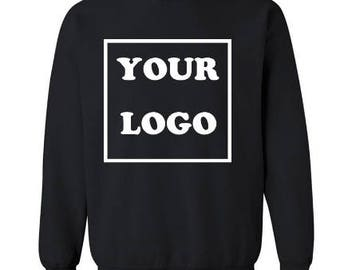 Custom Hoodies, Sweatshirts your logo make custom logo printed
