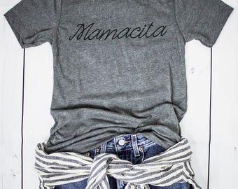 Mamacita, Mama Shirt, Mama Bear Shirt, Mom Shirt, New Mom Gift For Women, New Mom Shirt, Mom Gifts, Gift For Mom Life, T Shirts For Women