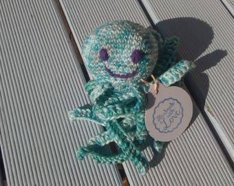 Octopus plush ~ Yara