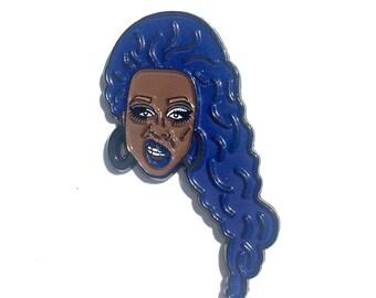 Bob The Drag Queen Enamel Pin