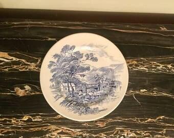 Wedge wood & Co. countryside decorative fine China