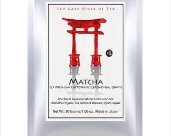G3 Organic Matcha Ceremonial Grade