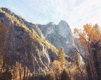 Yosemite National Park, California Art Photography Print